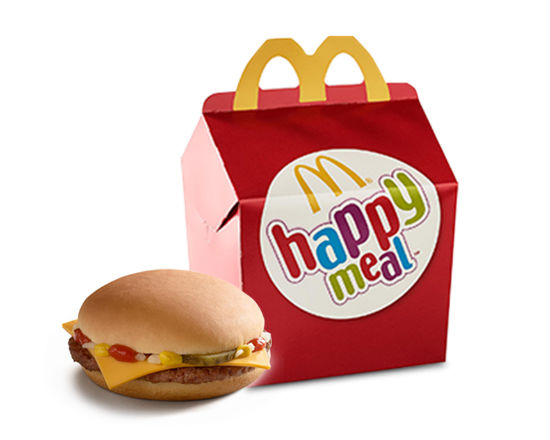 Happy Meal® Cheeseburger