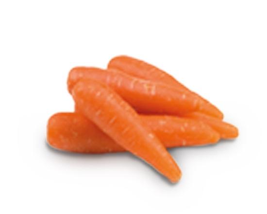 Cenouras Baby