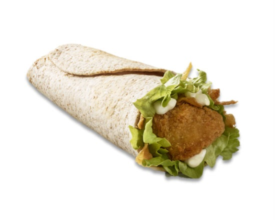 Snack McWrap Chicken Mayo