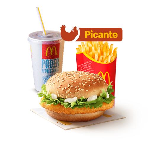 McMenu® McChicken® Picante
