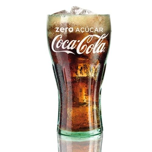 Cola Zero Pequena